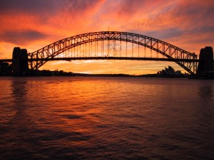 Bridge Sidney Harbour