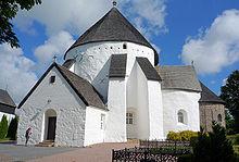 Østerlars Church, one of Bornholm's four round churches