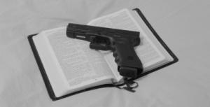 Bible and Gun