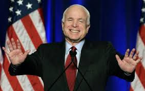 John McCain - the man who gave us: